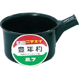 DICプラスチック ディーアイシープラスチック DIC 豊年杓#2.7 柄なし SK-2.7