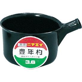 DICプラスチック ディーアイシープラスチック DIC 豊年杓#3.6 柄なし SK-3.6