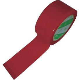 ニチバン NICHIBAN ニチバン カートンテープテープNo.660 赤 50×50 6601-50