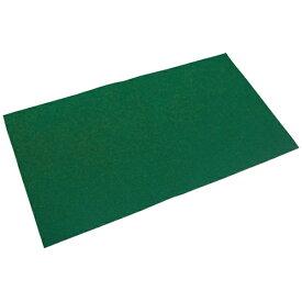 トラスコ中山 TRUSCO オイルキャッチャーマット 緑 500X900 10枚入 TOC-5090-10《※画像はイメージです。実際の商品とは異なります》