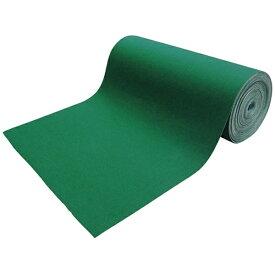トラスコ中山 TRUSCO 吸油・吸水ロールマット 緑 幅900mmx25m TFGN-925