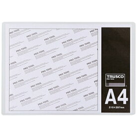 トラスコ中山 TRUSCO 厚口カードケース A5 THCCH-A5《※画像はイメージです。実際の商品とは異なります》
