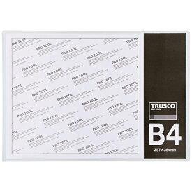 トラスコ中山 TRUSCO 厚口カードケース B6 THCCH-B6《※画像はイメージです。実際の商品とは異なります》