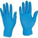 帝人フロンティア TEIJIN FRONTIER テイジン ソフトニトリル手袋 ブルー LL NBR-PF8BLL