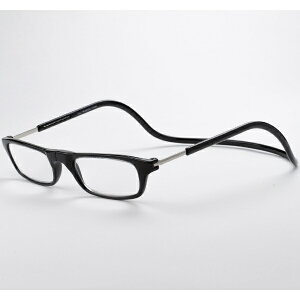 オーケー光学 OHKEI optical クリックリーダー(ブラック/+1.50)