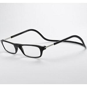 オーケー光学 OHKEI optical クリックリーダー(ブラック/+3.00)