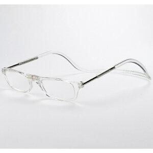 オーケー光学 OHKEI optical クリックリーダー(クリアー/+1.00)