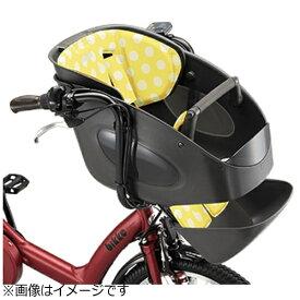 ブリヂストン BRIDGESTONE フロントチャイルドシート クッション bikke POLAR用(ドットイエロー)FBP_K