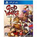 【送料無料】 角川ゲームス GOD WARS 〜時をこえて〜【PS4ゲームソフト】