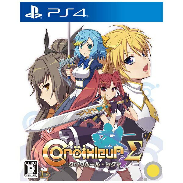 PLAYISM クロワルール・シグマ【PS4ゲームソフト】