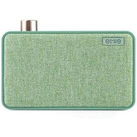 ROA ロア EM9026 ブルートゥース スピーカー CANVAS グリーン [Bluetooth対応][EM9026]