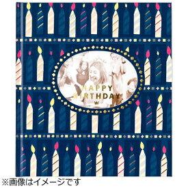 いろは出版 IROHA PUBLISHING 窓付きハードカバーアルバム(大) Birthday Candles:30 by きむ KAL-30[KAL30]
