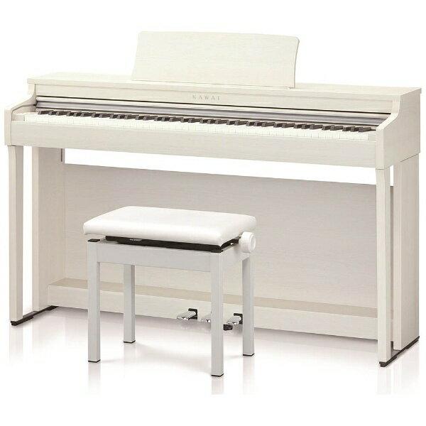河合楽器 KAWAI CN27A 電子ピアノ CNシリーズ プレミアムホワイトメープル調仕上げ [88鍵盤][CN27]【point_rb】