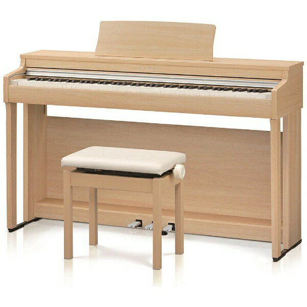 河合楽器 KAWAI CN27LO 電子ピアノ CNシリーズ プレミアムライトオーク調仕上げ [88鍵盤][CN27]【point_rb】