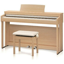 河合楽器 KAWAI CN27LO 電子ピアノ CNシリーズ プレミアムライトオーク調仕上げ [88鍵盤][CN27]