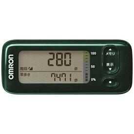 オムロン OMRON HJA-405T 活動量計 カロリスキャン グリーン[HJA405TG]