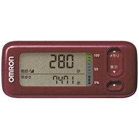 オムロン OMRON HJA-405T 活動量計 カロリスキャン レッド[HJA405TR]