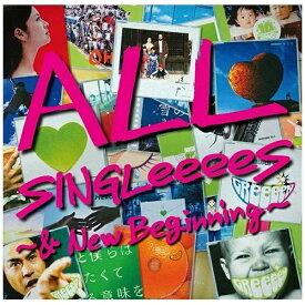 ユニバーサルミュージック GReeeeN/ALL SINGLeeeeS 〜& New Beginning〜 通常盤 【CD】