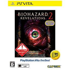 カプコン CAPCOM バイオハザード リベレーションズ2 PlayStation Vita the Best【PS Vitaゲームソフト】