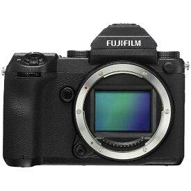 富士フイルム FUJIFILM GFX 50S ミラーレス中判デジタルカメラ ブラック [ボディ単体][FGFX50S]