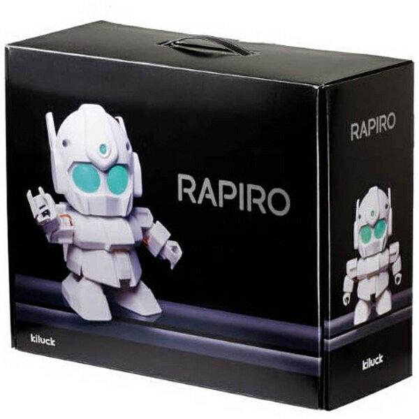 スイッチサイエンス RAPIRO ラピロ [SSCI015509]〔ロボットキット〕【STEM教育】[SSCI015509]