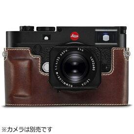 ライカ Leica ライカM10用 レザープロテクター(ヴィンテージブラウン) 24021