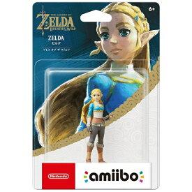 任天堂 Nintendo amiibo ゼルダ【ブレス オブ ザ ワイルド】(ゼルダの伝説シリーズ) 【代金引換配送不可】