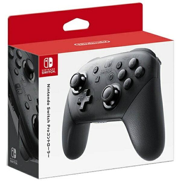 任天堂 【純正】Nintendo Switch Proコントローラー【Switch】