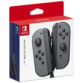 任天堂 Nintendo 【純正】Joy-Con(L)/(R) グレー【Switch】