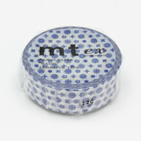 カモ井加工紙 KAMOI MTEX1P100 mt ex 小花・活字
