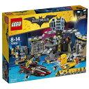【送料無料】 レゴジャパン LEGO(レゴ) 70909 バットマン バットケイブへの侵入