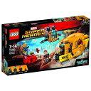 レゴジャパン LEGO(レゴ) 76080 スーパー・ヒーローズ アイーシャの復讐