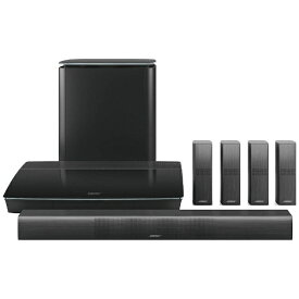 BOSE ホームシアター home entertainment system ブラック Lifestyle 650 [5.1ch /Bluetooth対応][LIFESTYLE650BK] 【代金引換配送不可】
