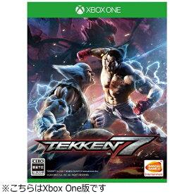 バンダイナムコエンターテインメント BANDAI NAMCO Entertainment 鉄拳7【Xbox Oneゲームソフト】