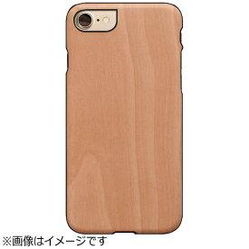 ROA ロア iPhone 7用 天然木ケース Ampero ブラックフレーム Man&Wood I9276I7