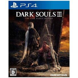 フロム・ソフトウェア FromSoftware DARK SOULS III THE FIRE FADES EDITION【PS4ゲームソフト】