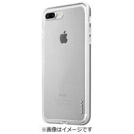 イツワ商事 ITSUWA SHOJI iPhone 7 Plus用 LAUT EXOFRAME シルバー LAUTIP7PEXSL