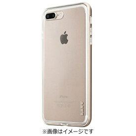 イツワ商事 ITSUWA SHOJI iPhone 7 Plus用 LAUT EXOFRAME ゴールド LAUTIP7PEXGD