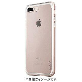 イツワ商事 ITSUWA SHOJI iPhone 7 Plus用 LAUT EXOFRAME ローズゴールド LAUTIP7PEXRG