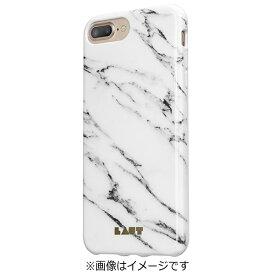 イツワ商事 ITSUWA SHOJI iPhone 7 Plus用 LAUT HUEX ELEMENTS マーブルホワイト LAUTIP7PHXEMW