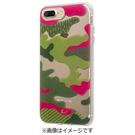 イツワ商事 ITSUWA SHOJI iPhone 7 Plus用 LAUT POP-CAMO トロピカル LAUTIP7PPCT