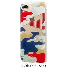 イツワ商事 ITSUWA SHOJI iPhone 7 Plus用 LAUT POP-CAMO ジャパン LAUTIP7PPCJ