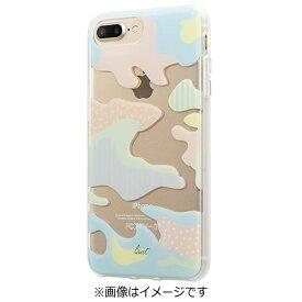 イツワ商事 ITSUWA SHOJI iPhone 7 Plus用 LAUT POP-CAMO パステル LAUTIP7PPCP