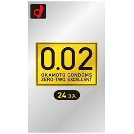 オカモト okamoto うすい均一002EX 24個