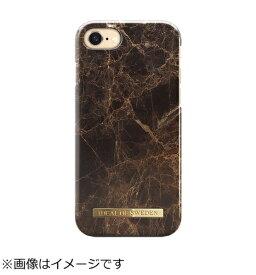 イツワ商事 ITSUWA SHOJI iPhone 7用 A/W 16-17 ブラウンマーブル IDFCA16-I7-37