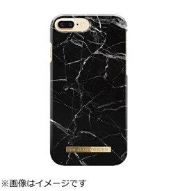 イツワ商事 ITSUWA SHOJI iPhone 7 Plus用 A/W 16-17 ブラックマーブル IDFCA16-I7P-21