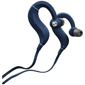 デノン Denon イヤホン 耳かけ型 AH-C160WBUEM ブルー [リモコン・マイク対応 /ワイヤレス(左右コード) /Bluetooth][AHC160WBUEM]