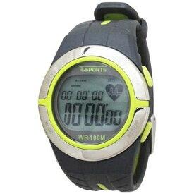 クレファー CREPHA ティー・スポーツ(T-SPORTS) 心拍計測機能付き腕時計 TS-D028-GN [正規品]