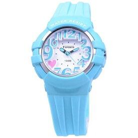 クレファー CREPHA ティー・スポーツ(T-SPORTS) デジタル腕時計 TS-A048-BL ブルー [正規品]