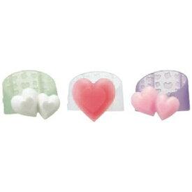 プラス PLUS [紙めくり] メクリッコ Sweet ハート2 Sサイズ 3個入 KM-301SA-3